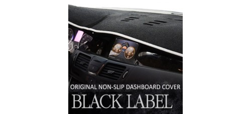 BLACK LABEL - PREMIUM NON-SLIP DASHBOARD COVER MAT FOR BMW X3 (F25) 2010-15 MNR