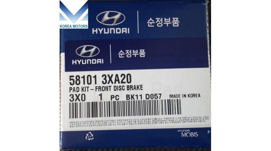 Mobis Front Brake Pad Kit Set For Hyundai Avante Elantra 2010 14 Mnr