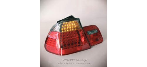 AUTO LAMP LED TAILLIGHTS SET  FOR  BMW 3 SERIES (E46) 1998-01 MNR