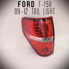 AUTO LAMP LED TUNING TAILLIGHTS SET FOR  FORD F-150 2009-12 MNR