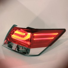 AUTO LAMP LED TAILLIGHTS SET FOR HONDA ACCORD 8G  2008-12 MNR