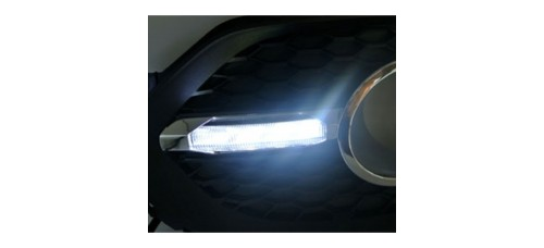 AUTO LAMP LED DAY RUNNING LIGHTS (DRL) SET  KIA SORENTO R 2009-12 MNR