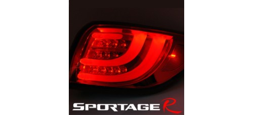 AUTO LAMP BMW-STYLE LED TAIL LAMP (RED SPECIAL) KIA SPORTAGE R 2010-13 MNR
