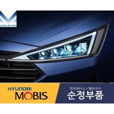 MOBIS FULL LED HEADLAMP SET FOR HYUNDAI ELANTRA / AVANTE AD / SPORT 2018-21 MNR