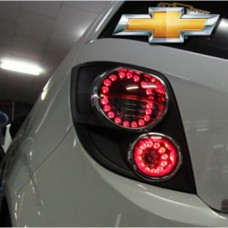 EXLED TAIL LAMP LED MODULES DIY KIT FOR CHEVROLET AVEO 2011-13 MNR