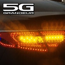 EXLED HYUNDAI 5G GRANDEUR HG - POWER LED TAIL LAMP MODULES SET (REVERSE+TURN SIGNAL)