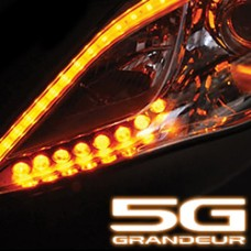 EXLED HYUNDAI 5G GRANDEUR HG - TURN SIGNAL 2WAY POWER LED MODULES SET