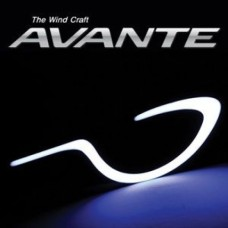 EXLED HYUNDAI AVANTE MD -1-WAY EYELINE LED MODULE SET