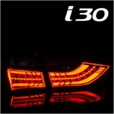 EXLED HYUNDAI NEW I30 - PANEL LIGHTING BRAKE LIGHTS LED MODULES SET