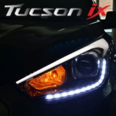 EXLED HYUNDAI NEW TUCSON IX - 1533L2 POWER LED DRL UPGRADE MODULES