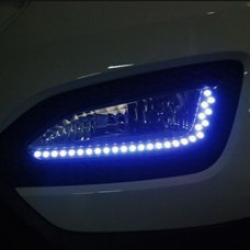 EXLED HYUNDAI SANTA FE DM - 2-WAY FOG LAMP EYELINE LED MODULES SET