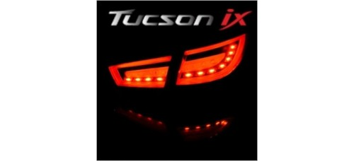 EXLED PANEL LIGHTING BRAKE LIGHTS LED MODULES SET FOR HYUNDAI TUCSON / IX35 2009-13 MNR