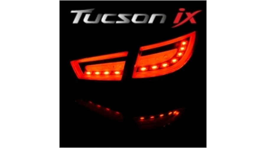 EXLED PANEL LIGHTING BRAKE LIGHTS LED MODULES SET FOR HYUNDAI TUCSON / IX35  2009 13 ...