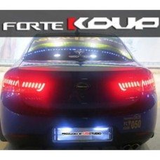 EXLED  - PANEL LIGHTING TAIL LIGHTS 1533L2 POWER LED MODULES SET FOR KIA FORTE KOUP 2009-12 MNR
