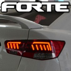 EXLED - PANEL LIGHTING TAIL LIGHTS 1533L2 POWER LED MODULES SET FOR KIA FORTE 2008-12 MNR