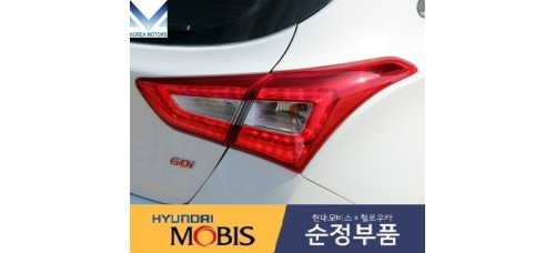 MOBIS LED TAIL COMBINATION LAMP SET FOR HYUNDAI I30 GT 2012-15 MNR