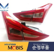 MOBIS LED TAIL COMBINATION LAMP SET FOR HYUNDAI I30 / ELANTRA GT 2011-15 MNR