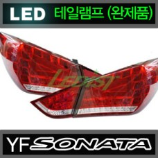 LEDIST SUPER LUX LED TAIL LAMPS FOR HYUNDAI SONATA YF 2009-12 MNR