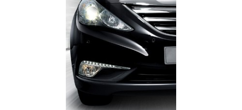 MOBIS LED POSITIONING FOG LAMP FOR HYUNDAI SONATA YF 2012-14 MNR