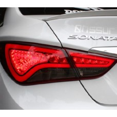 MOBIS REAR COMBINATION LED TAILLIGHTS SET FOR HYUNDAI YF SONATA THE BRILLIANT 2013-15 MNR