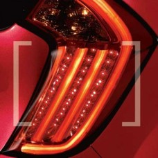 MOBIS REAR COMBINATION LED TAIL LAMP SET FOR KIA ALL NEW MORNING 2011-13 MNR