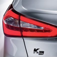 MOBIS PREMIUM REAR COMBINATION LED TAILLIGHTS SET FOR KIA K3 / CERATO 2012-13 MNR