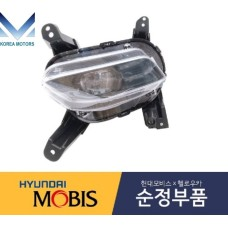 MOBIS FOG LAMP LED TYPE SET FOR HYUNDAI SANTA FE TM 2018/02-20 MNR