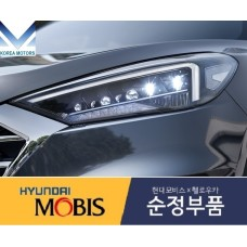MOBIS FULL LED HEADLAMP SET FOR HYUNDAI TUCSON TL 2018/08-21 MNR