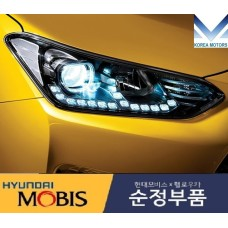 MOBIS FULL LED HEADLAMP SET FOR HYUNDAI VELOSTER JS N 2018-21 MNR