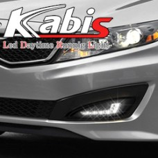 KABIS LED DAYTIME RUNNING LIGHTS SET FOR KIA K5 2010-13 MNR