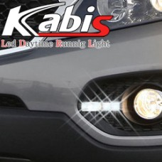 KABIS LED DAY RUNNING LIGHTS SET FOR KIA SORENTO R 2009-12 MNR