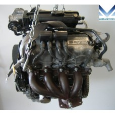 USED ENGINE GASOLINE B12S1 EURO-3-4 ASSY-SUB COMPLETE SET FOR GM VEHICLES 2005-15 MNR