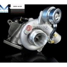 MOBIS NEW TURBOCHARGER 282004A160 ASSY FOR ENGINE DIESEL HYUNDAI KIA 1999-07 MNR