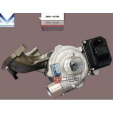 MOBIS NEW TURBOCHARGER 282012A780 ASSY FOR ENGINE DIESEL HYUNDAI KIA 2010-20 MNR