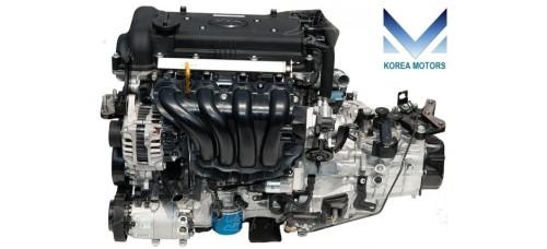 USED ENGINE PETROL G4FA COMPLETE FOR KIA HYUNDAI 2007-18 MNR