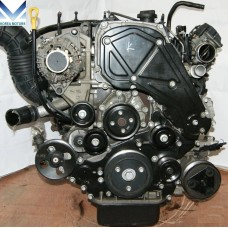 USED ENGINE DIESEL A2 D4CB EURO-5 ASSY SET FOR HYUNDAI STAREX / H-1 / iLOAD 2010-15 MNR