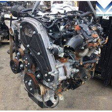 USED ENGINE DIESEL A2 D4CB EURO-6 ASSY SET MOBIS FOR HYUNDAI STAREX / H-1 / iLOAD 2015-21 MNR