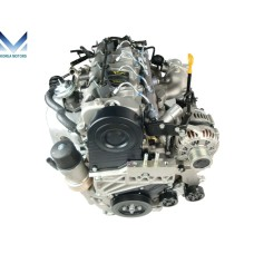 NEW ENGINE DIESEL D4EA COMPLETE-ASSY SET FROM MOBIS FOR VEHICLES 2000-09 MNR
