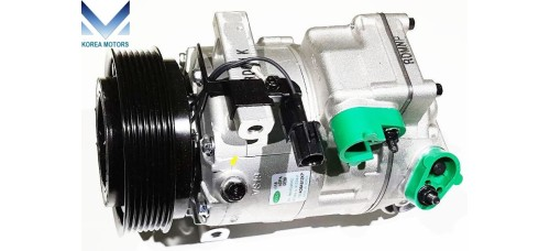 NEW AIR-CONDITIONER COMPRESSOR ASSY SET FOR HYUNDAI / KIA 2015-20 MNR