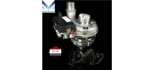 TURBOCHARGER 282312F001 ASSY FOR ENGINE DIESEL D4HA  HYUNDAI KIA 2009-20 MNR