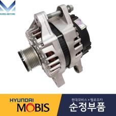 MOBIS ALTERNATOR 373002F350 ASSY FOR ENGINES  HYUNDAI AND KIA VEHICLES 2009-20 MNR