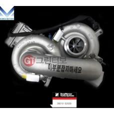 MOBIS NEW TURBOCHARGER 2821052020 ASSY FOR ENGINE DIESEL HYUNDAI KIA 2010-21 MNR