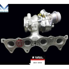 MOBIS NEW TURBOCHARGER 282312B720 ASSY FOR ENGINE PETROL HYUNDAI KIA 2012-16 MNR