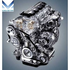NEW ENGINE PETROL TURBO G4KF EURO-4-5 ASSY-SUB COMPLETE FOR HYUNDAI GENESIS / ROHENS 2008-16 MNR