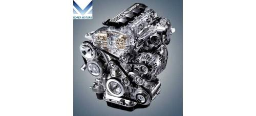 NEW ENGINE PETROL TURBO G4KF EURO-4-5 ASSY-SUB COMPLETE FOR HYUNDAI GENESIS / ROHENS 2008-16 MNR
