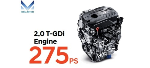NEW ENGINE PETROL G4KH T-GDI COMPLETE FOR KIA HYUNDAI 2009-21 MNR