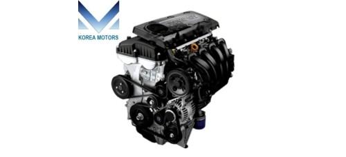 NEW ENGINE GASOLINE G4KE ASSY COMPLETE FROM MOBIS FOR HYUNDAI KIA HYUNDAI 2010-18 MNR
