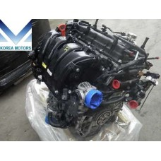 USED ENGINE PETROL G4KG COMPLETE FOR KIA HYUNDAI 2011-17 MNR