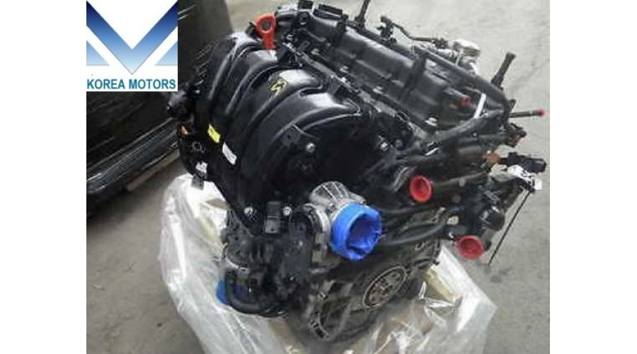 USED ENGINE PETROL G4KG COMPLETE FOR KIA HYUNDAI 2011-17 MNR- at discount  rate - 21101-G4KG