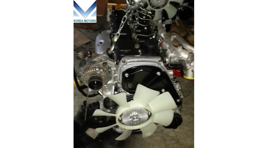 engine hyundai starex in korea